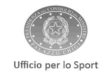 Presidenza del Consiglio dei Ministri - Ufficio per lo Sport