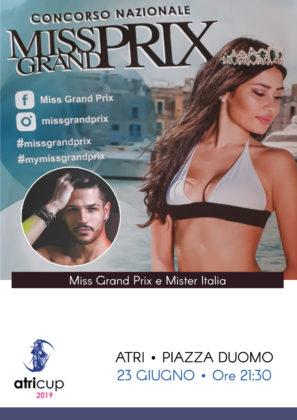 Miss GrandPrix e Mister Italia