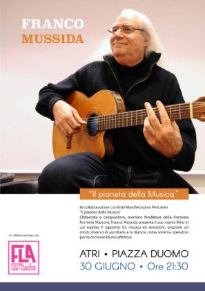 Franco Mussida - Il pianeta della Musica
