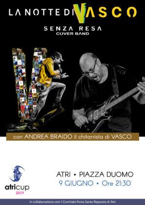 La Notte di Vasco - Senza Resa cover band