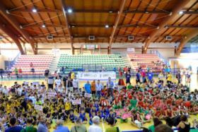 1 luglio 2018 - Premiazione Torneo nazionale di Basket