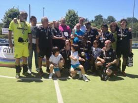 10 giugno 2018 - Final Four Scudetto Calcio FISPIC