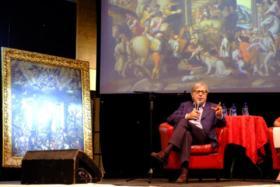2 giugno 2018 - Talk show con Vittorio Sgarbi