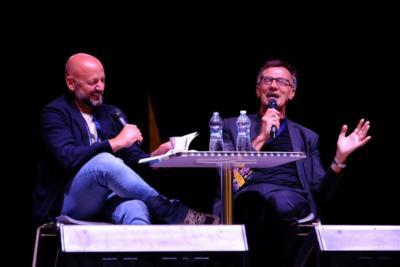 2 agosto - Incontro con il giornalista Michele Cucuzza