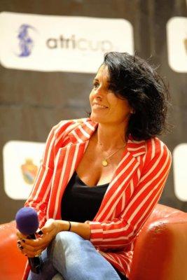 23 agosto - Incontro con la giornalista Marianna Aprile