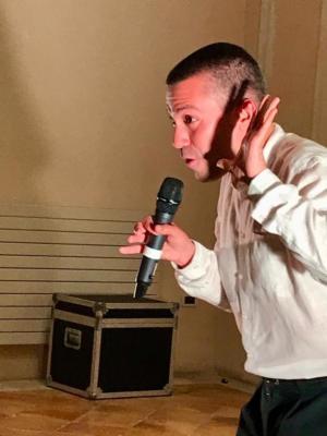 24 luglio - Saverio Raimondo live show