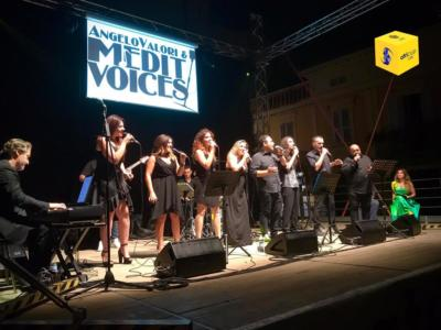 31 luglio - Angelo Valori & Medit Voices con Yuliya Mayarchuk