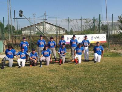 31 luglio - Baseball U15
