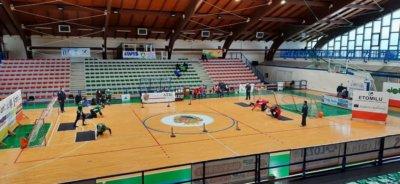 16/17 gennaio 2021 - Coppa Italia di Torball